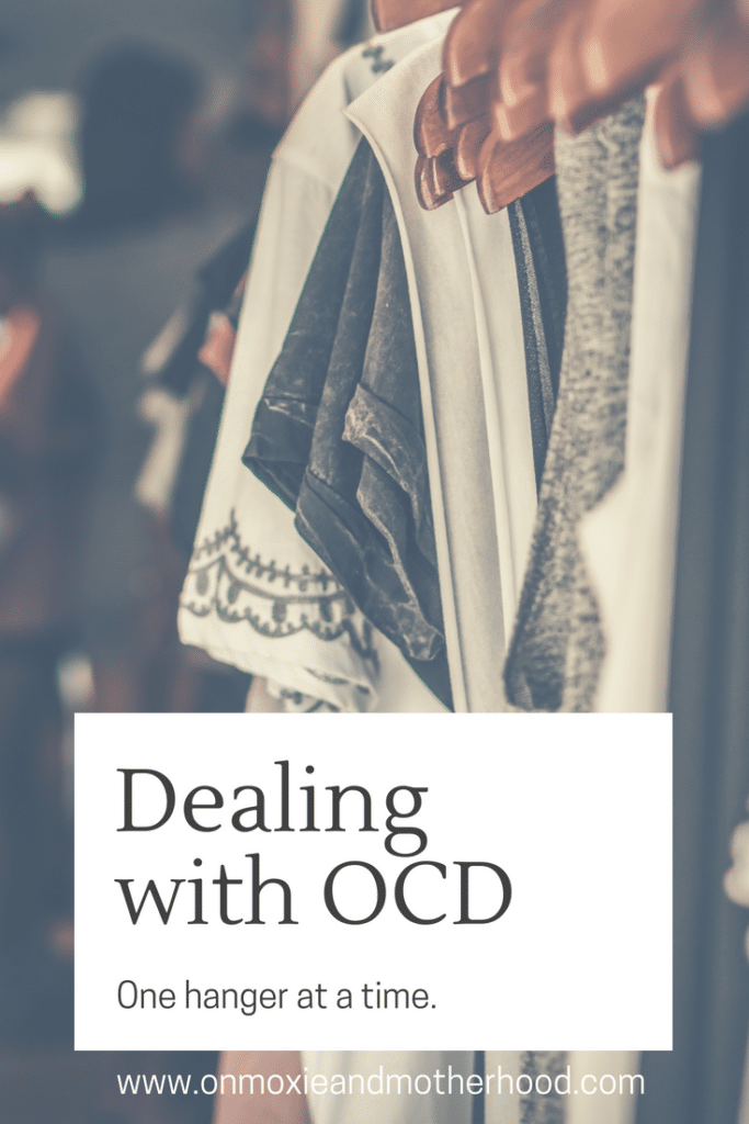 Dealing with OCD