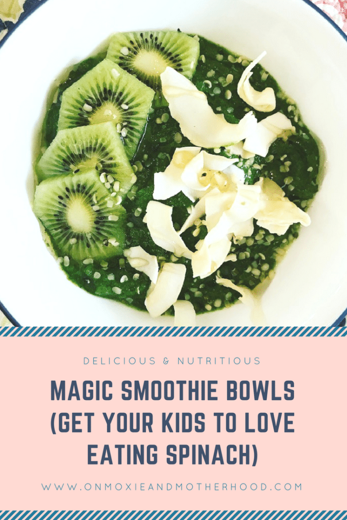 Spinach recipes for kids