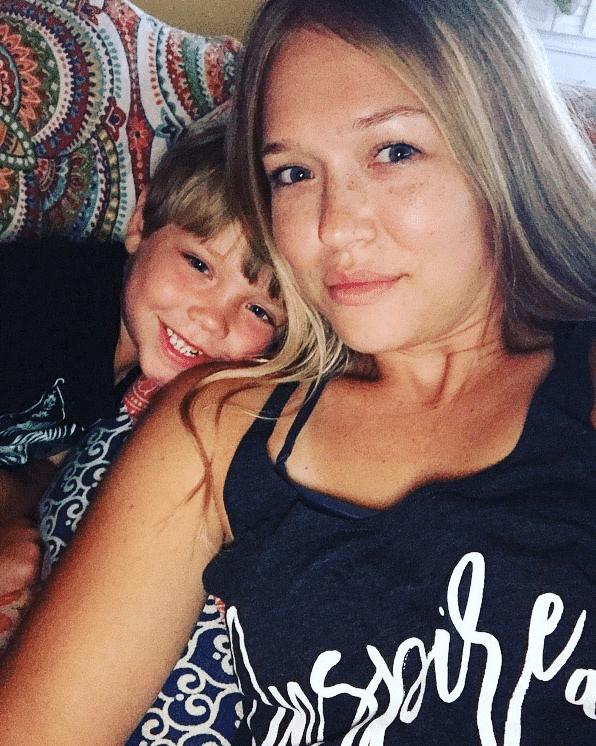 Saying Yes and Motherhood