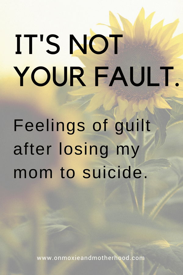 Guilt, grief