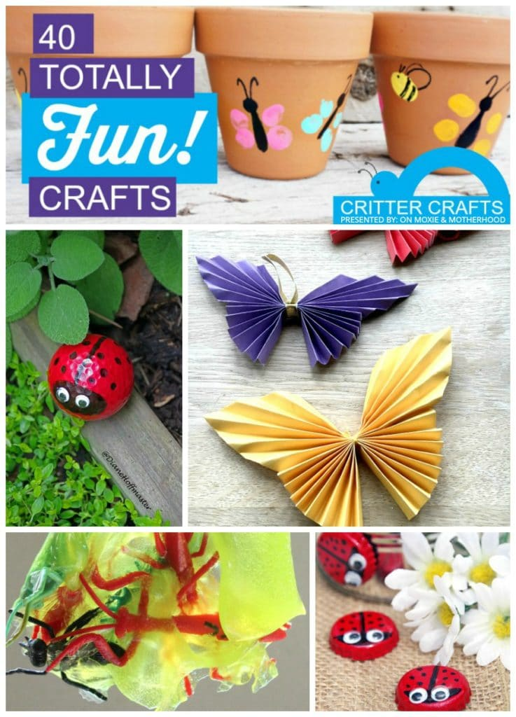 Fun Critter Crafts