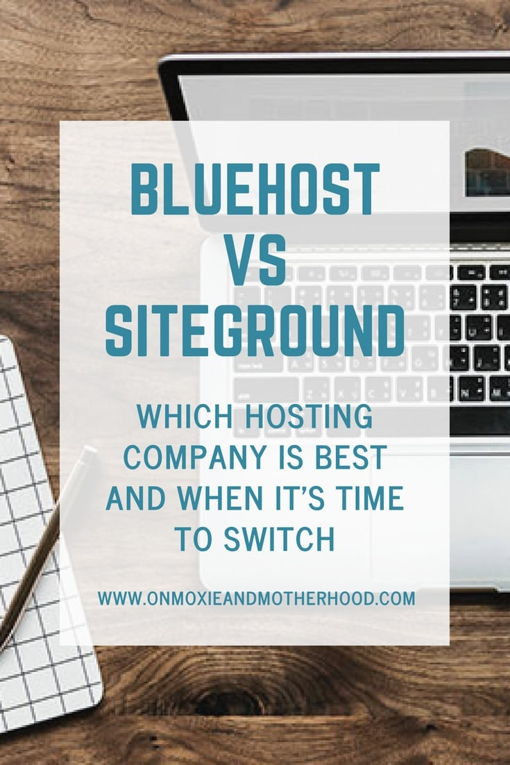 Bluehost vs Siteground Best Hosting Company