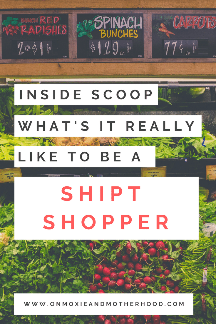 How does Shipt Shopping work