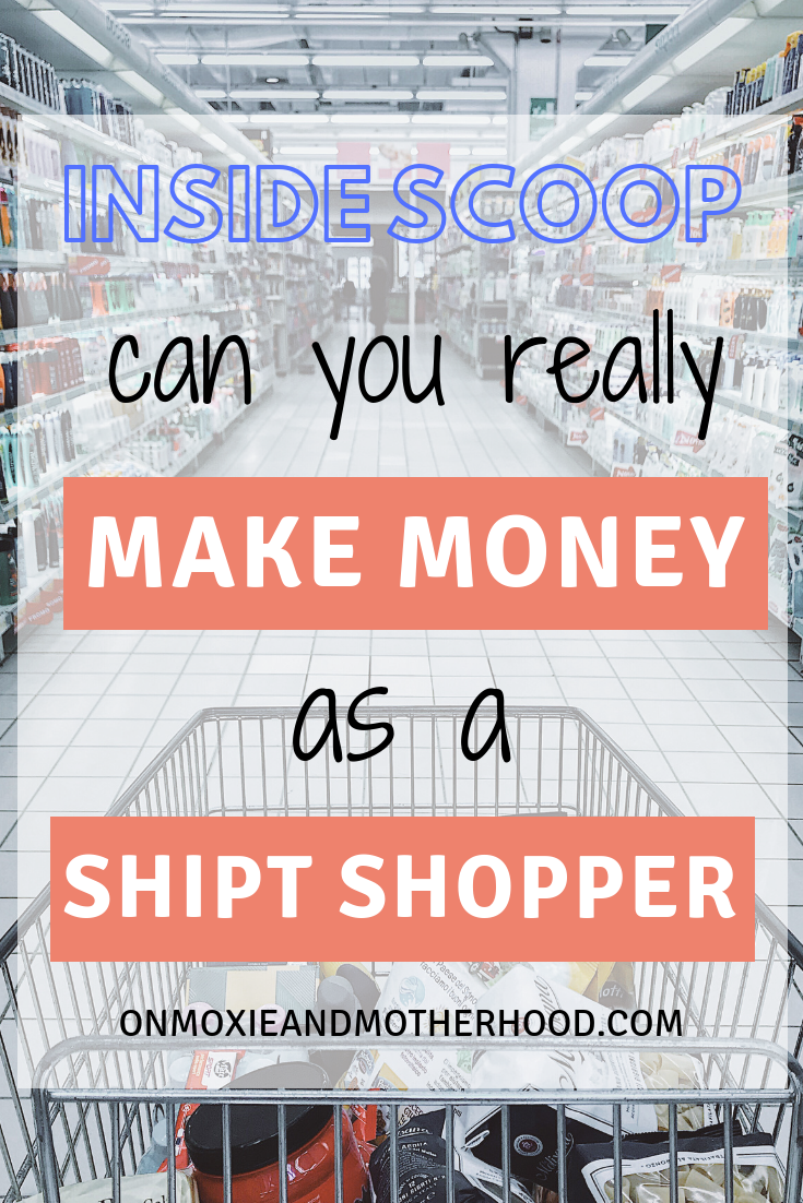 shipt shopping make money