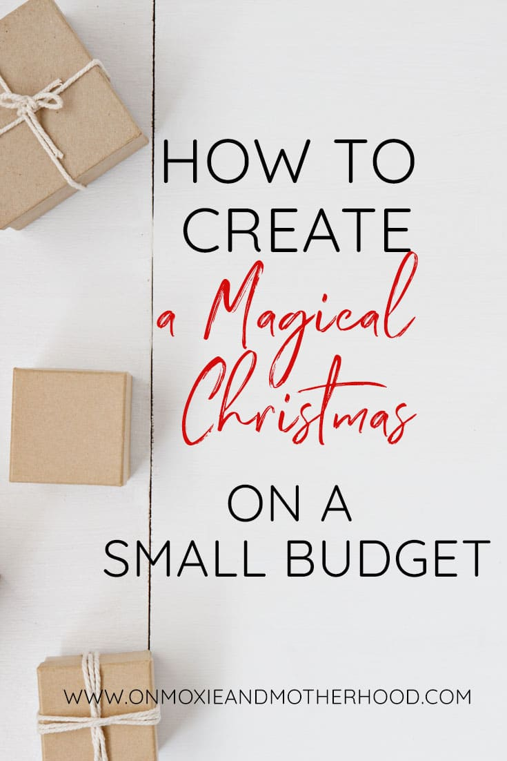 Creative ideas for Christmas on a small budget