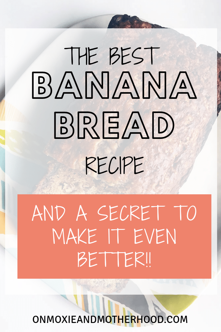 banana bread recipe secret