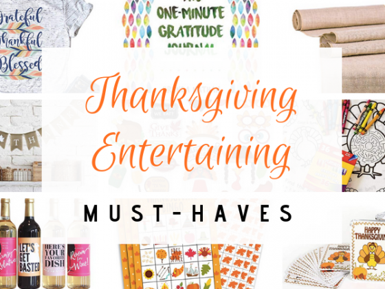 Thanksgiving Hosting Must-Haves
