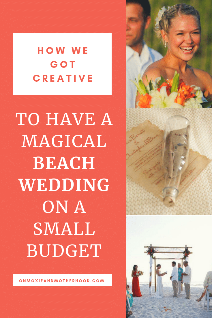 beach wedding creative ideas