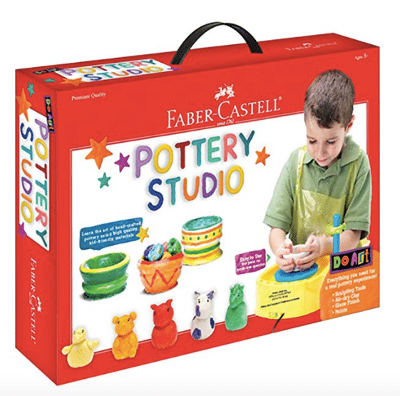 Pottery Kit for Kids