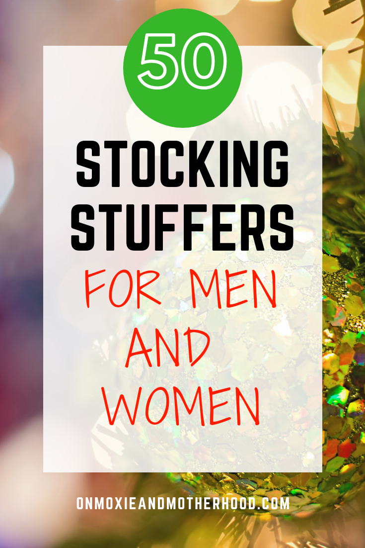 creative stocking stuffer ideas