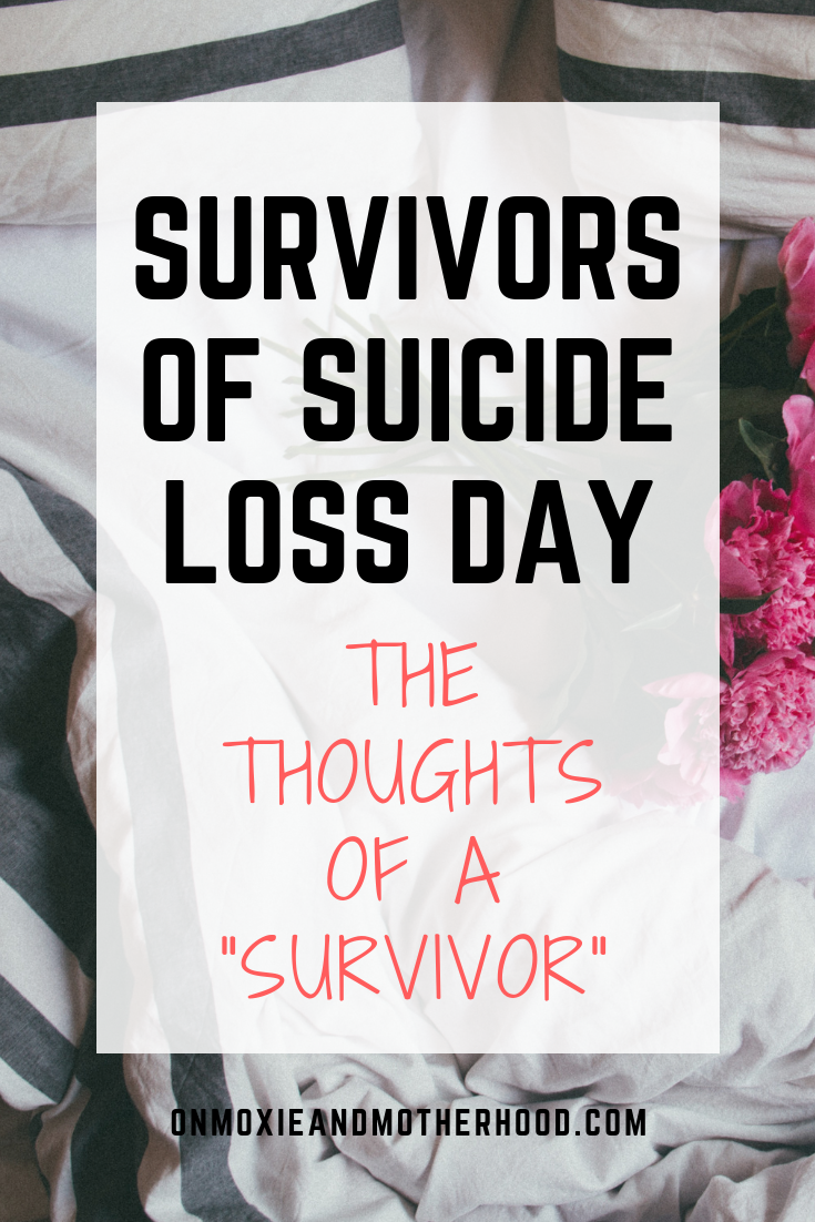 suicide loss day mental day