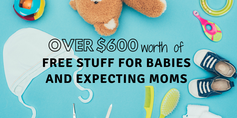 free baby stuff over 600 worth of freebies for new babies on