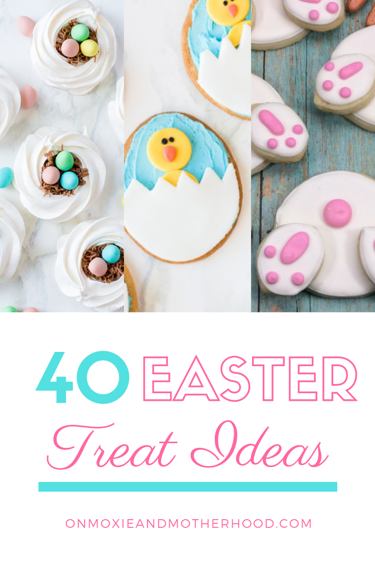 40 Easter Treat Ideas