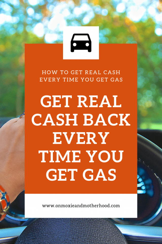 cash back on gas