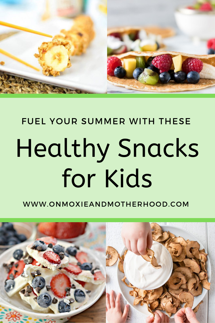 healthy snack ideas for kids