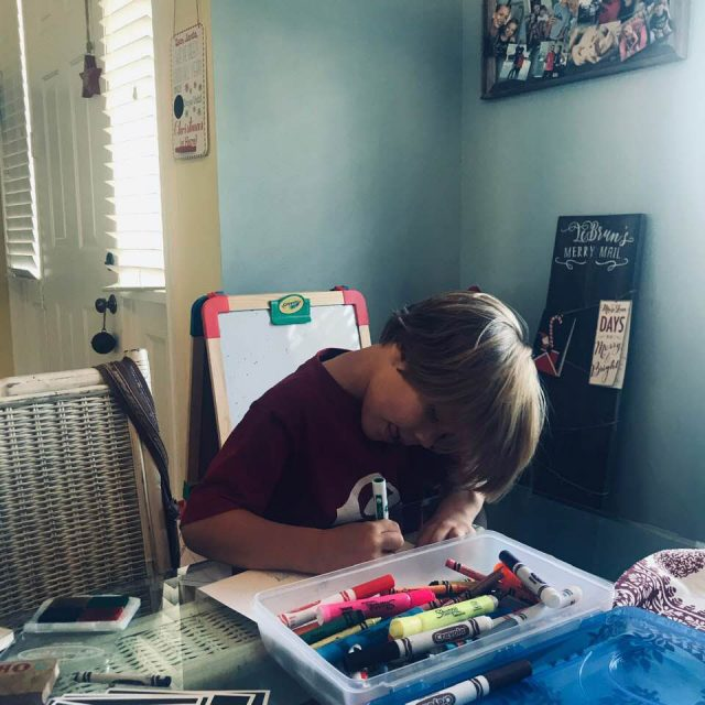 first year of homeschool time commitment