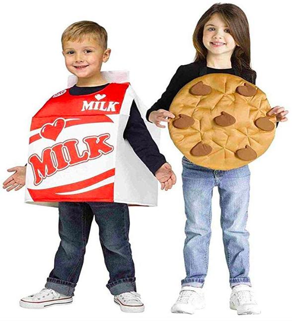 coordinating sibling halloween costumes