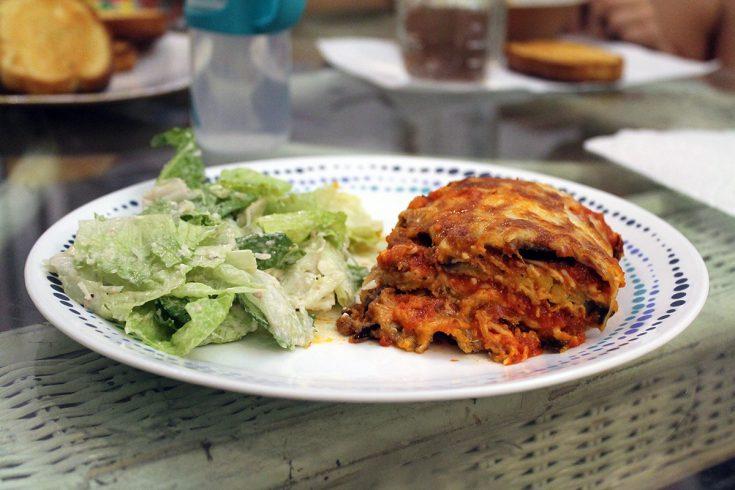 best eggplant parmesan recipe ever