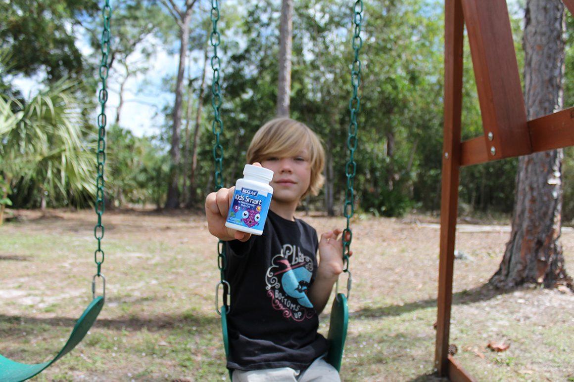 kids smart fish oil for kids