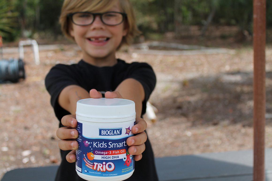 omega-3s for kids
