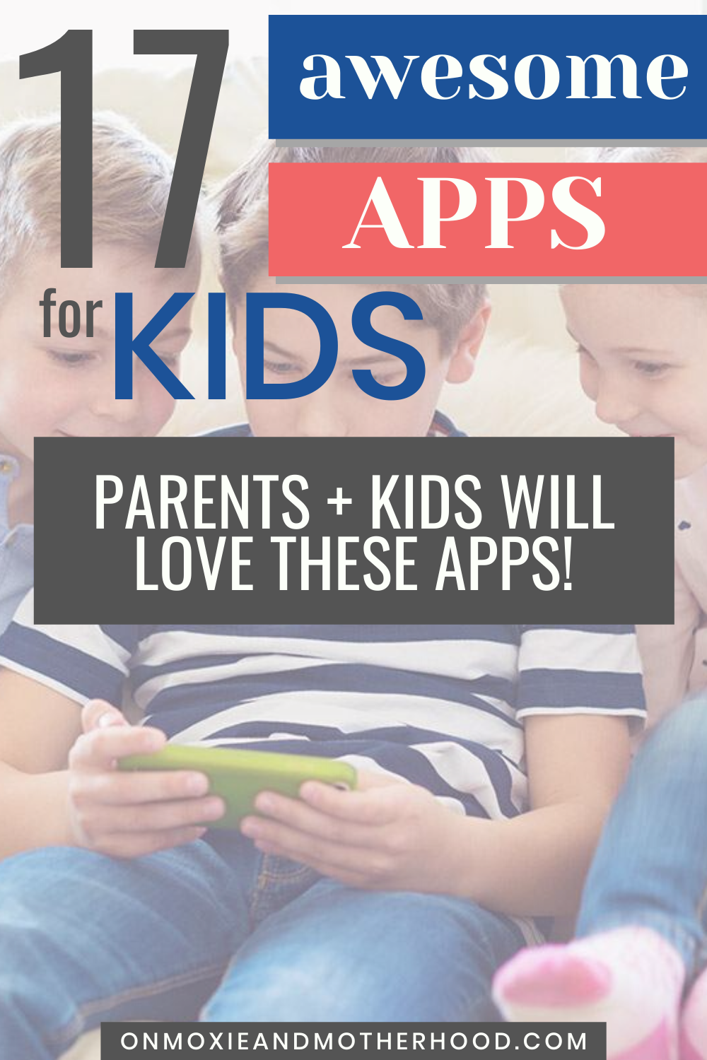 awesome apps for kids