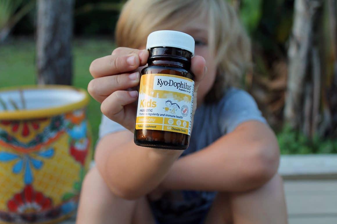 Wakunaga of America Kyo-Dophilus Kids Probiotic