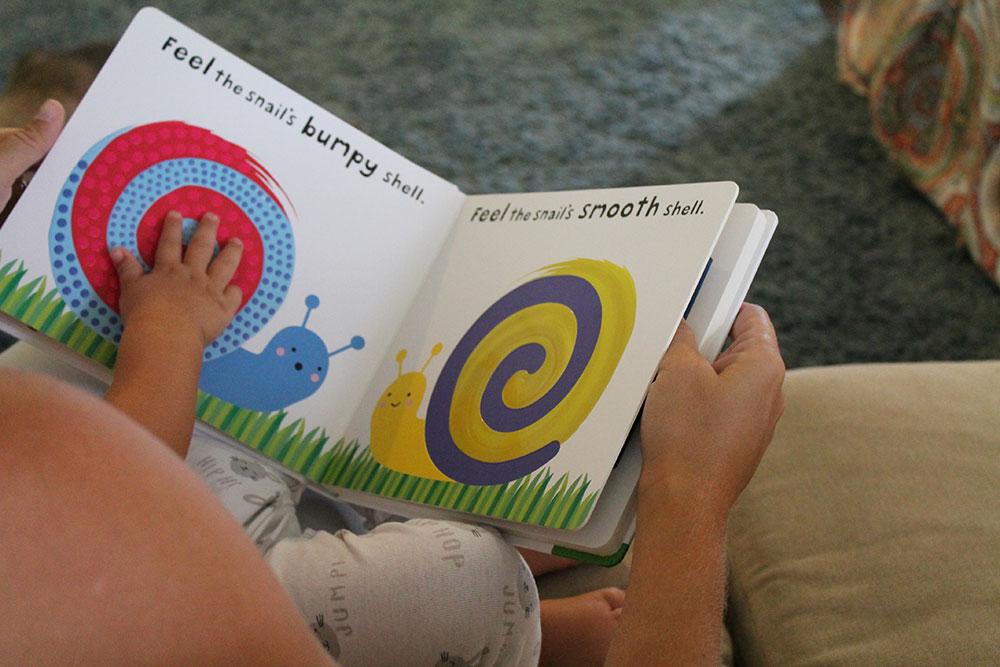 priddy books sensory