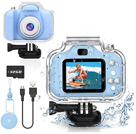 six year old gift ideas waterproof camera